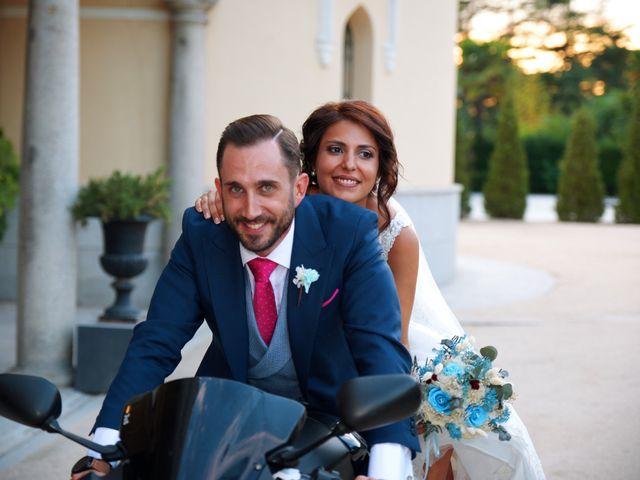La boda de Jose Manuel y Leticia en Soto De Viñuelas, Madrid 63
