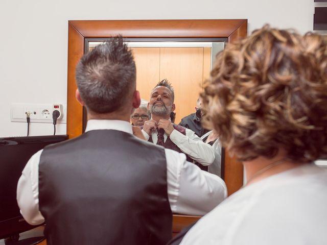 La boda de Raul y Eva en Alginet, Valencia 3