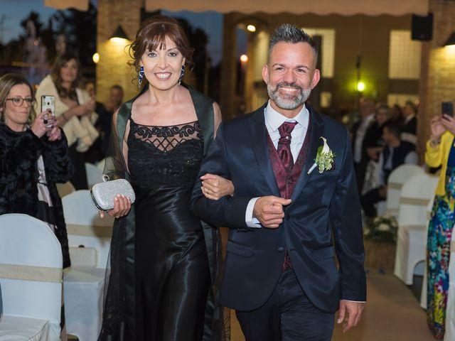 La boda de Raul y Eva en Alginet, Valencia 13