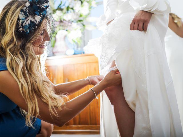 La boda de Jaime y Elena en Carriazo (Ribamontan Al Mar), Cantabria 8