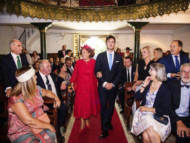 La boda de Jaime y Elena en Carriazo (Ribamontan Al Mar), Cantabria 17