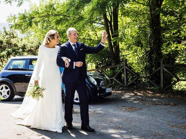La boda de Jaime y Elena en Carriazo (Ribamontan Al Mar), Cantabria 18