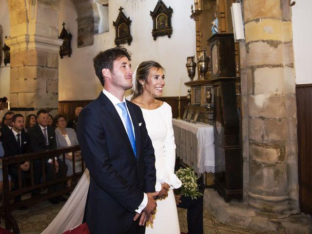 La boda de Jaime y Elena en Carriazo (Ribamontan Al Mar), Cantabria 29