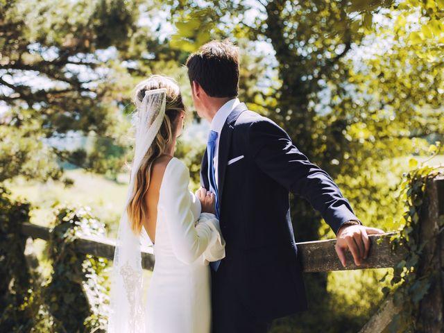 La boda de Jaime y Elena en Carriazo (Ribamontan Al Mar), Cantabria 45