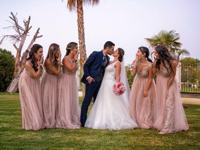 La boda de Miguel Ángel y Lorena