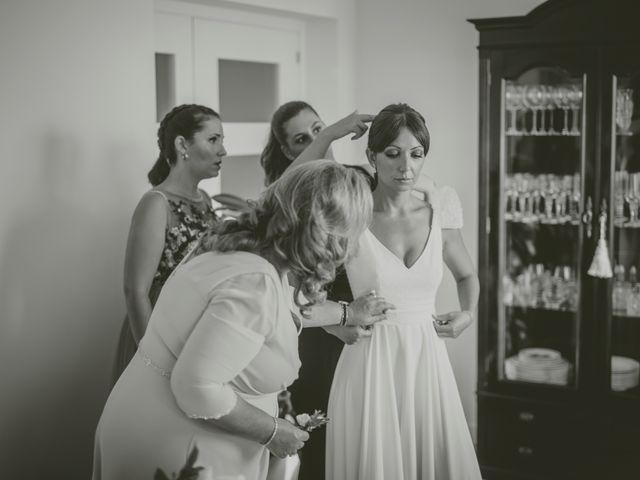 La boda de Andrés  y Cristina en Cartagena, Murcia 7