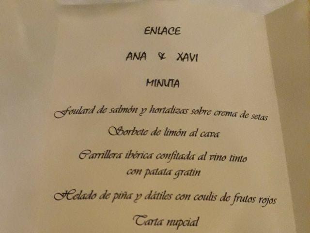 La boda de Ana y Xavi en Naquera, Valencia 5