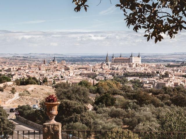 La boda de Gonzalo y Sara en Toledo, Toledo 20