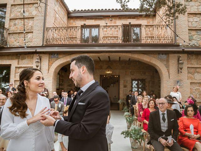La boda de Gonzalo y Sara en Toledo, Toledo 1