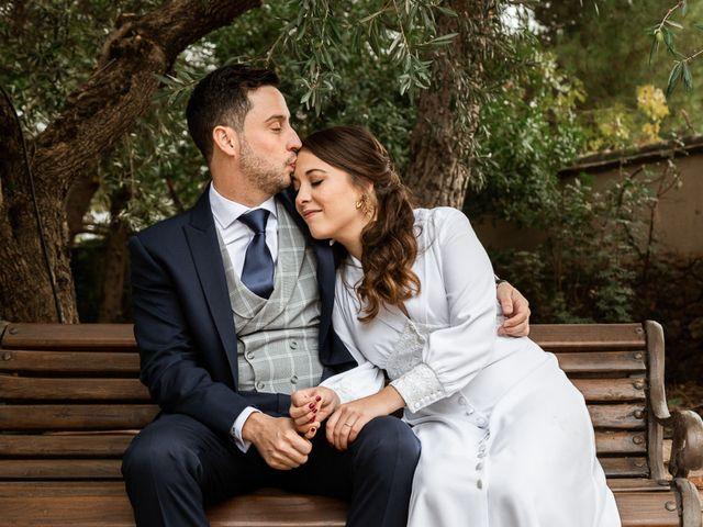 La boda de Gonzalo y Sara en Toledo, Toledo 30
