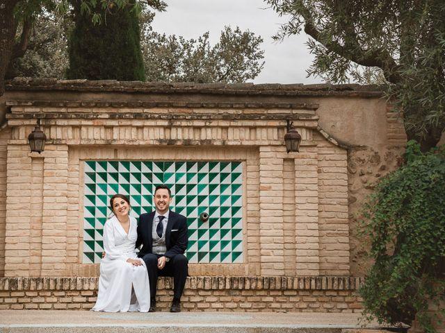La boda de Gonzalo y Sara en Toledo, Toledo 36