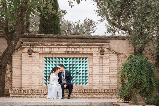 La boda de Gonzalo y Sara en Toledo, Toledo 37
