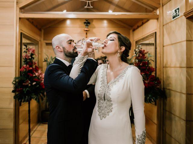 La boda de David y Mari Carmen en Medellin, Badajoz 35