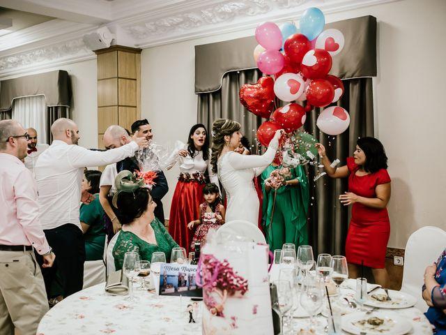 La boda de David y Mari Carmen en Medellin, Badajoz 37