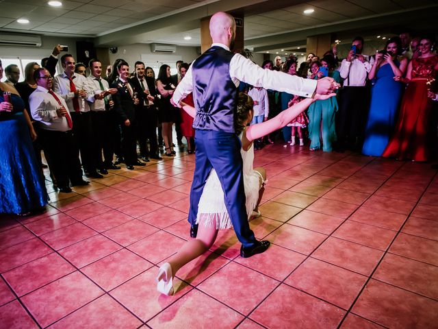 La boda de David y Mari Carmen en Medellin, Badajoz 38