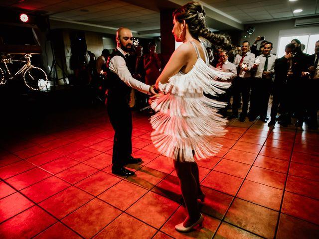La boda de David y Mari Carmen en Medellin, Badajoz 39