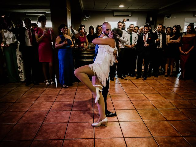 La boda de David y Mari Carmen en Medellin, Badajoz 40