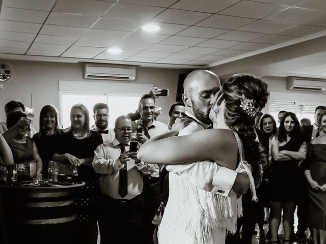 La boda de David y Mari Carmen en Medellin, Badajoz 41