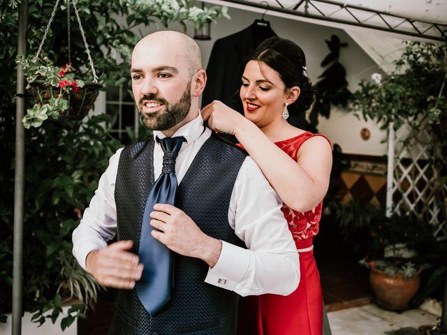 La boda de David y Mari Carmen en Medellin, Badajoz 4