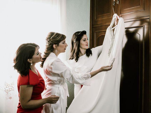 La boda de David y Mari Carmen en Medellin, Badajoz 8