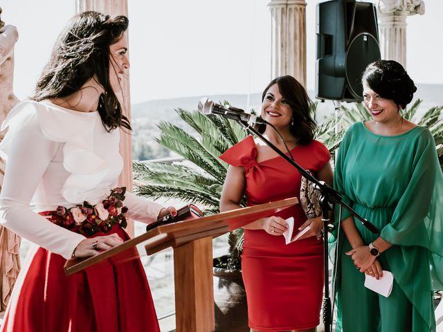 La boda de David y Mari Carmen en Medellin, Badajoz 15