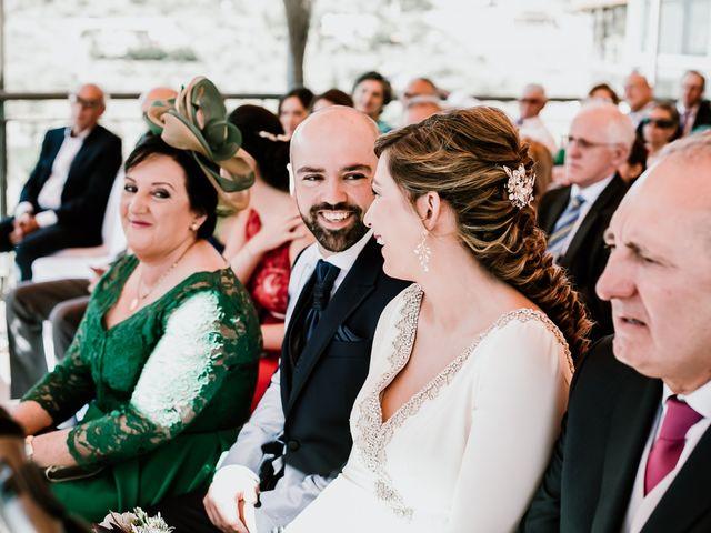 La boda de David y Mari Carmen en Medellin, Badajoz 17