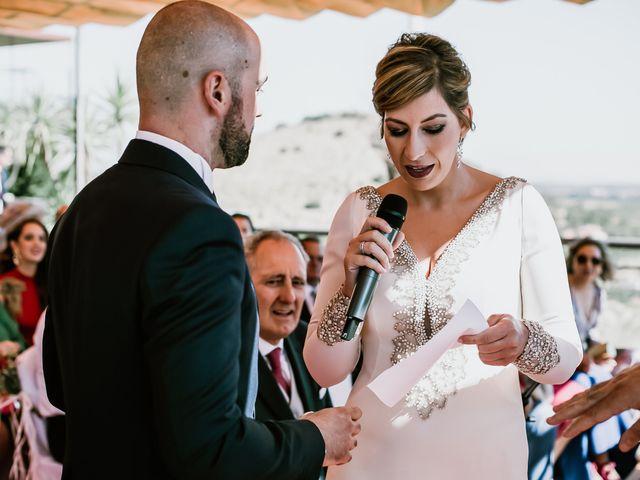La boda de David y Mari Carmen en Medellin, Badajoz 19