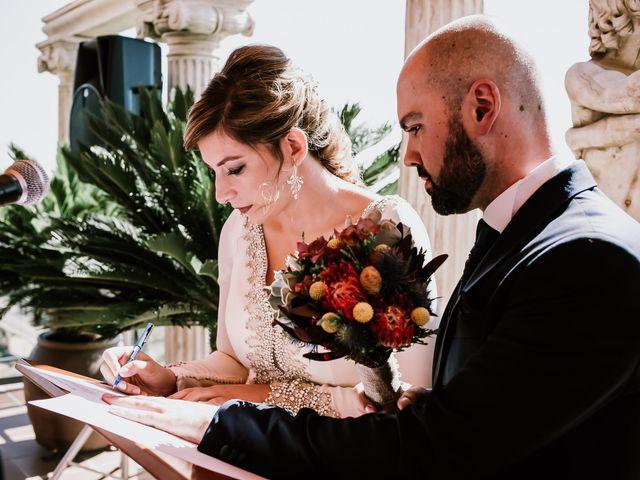 La boda de David y Mari Carmen en Medellin, Badajoz 22
