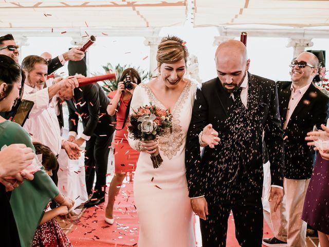 La boda de David y Mari Carmen en Medellin, Badajoz 23