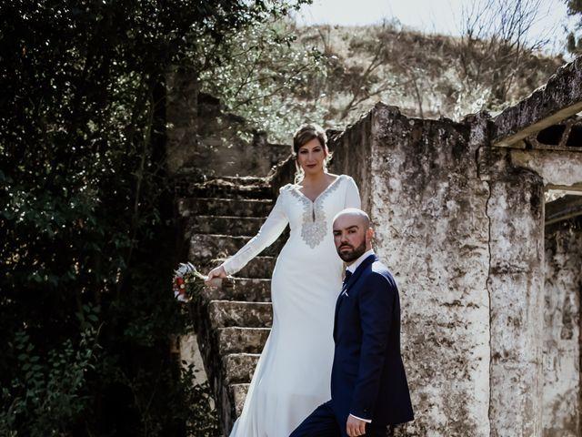 La boda de David y Mari Carmen en Medellin, Badajoz 2