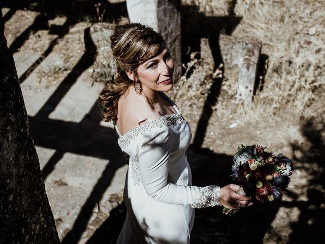 La boda de David y Mari Carmen en Medellin, Badajoz 25