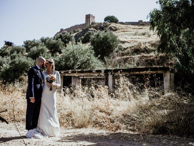 La boda de David y Mari Carmen en Medellin, Badajoz 29