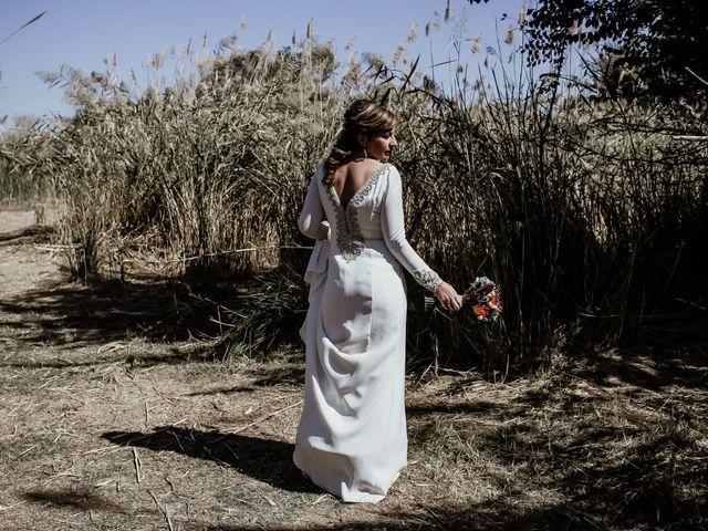 La boda de David y Mari Carmen en Medellin, Badajoz 30