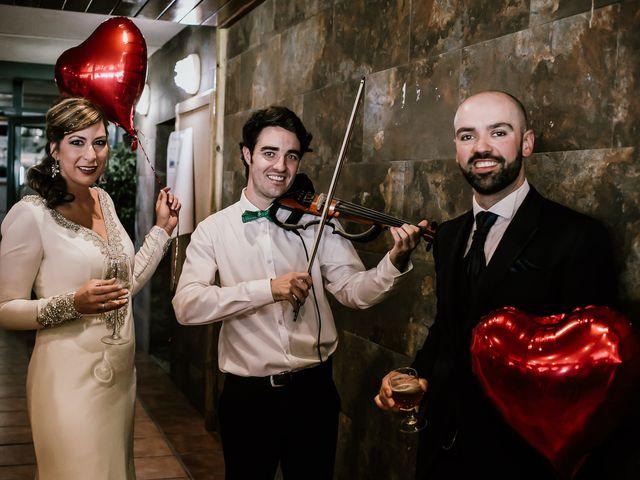 La boda de David y Mari Carmen en Medellin, Badajoz 31