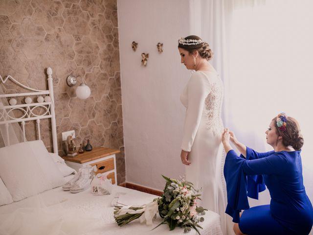 La boda de Javi y Laura en San Roque, Cádiz 18