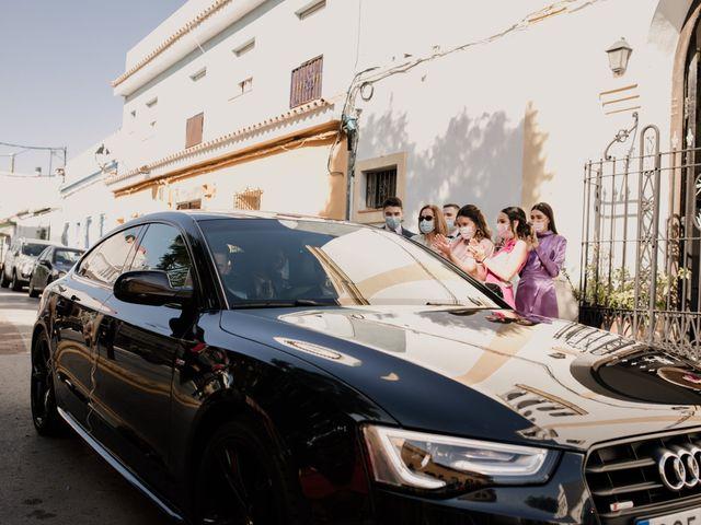 La boda de Javi y Laura en San Roque, Cádiz 38