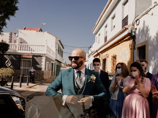 La boda de Javi y Laura en San Roque, Cádiz 39