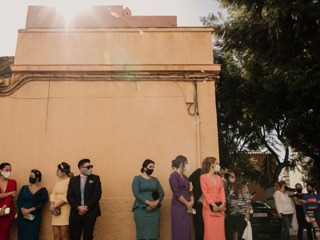 La boda de Javi y Laura en San Roque, Cádiz 40