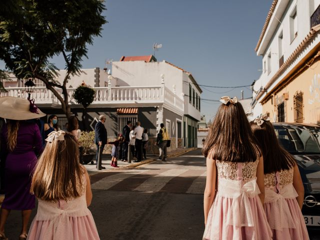 La boda de Javi y Laura en San Roque, Cádiz 41