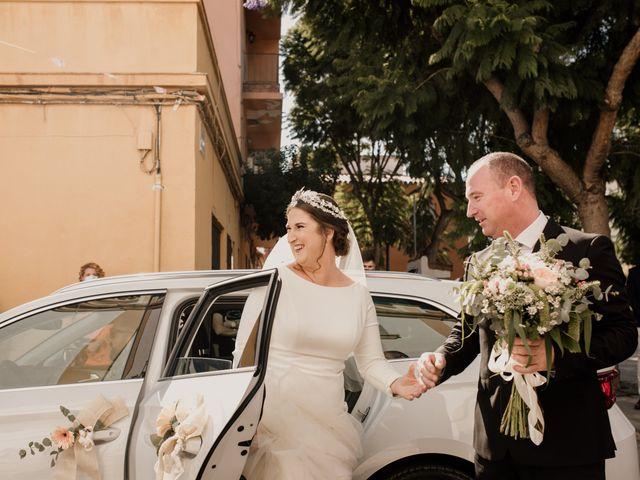 La boda de Javi y Laura en San Roque, Cádiz 42