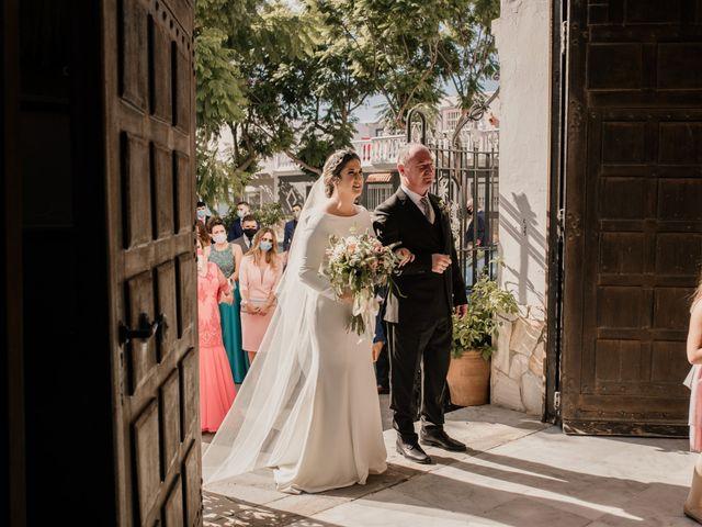 La boda de Javi y Laura en San Roque, Cádiz 43