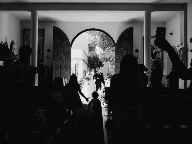 La boda de Javi y Laura en San Roque, Cádiz 44