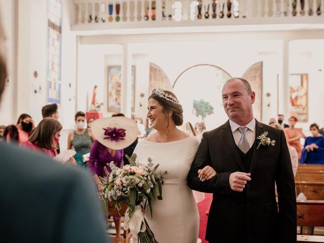 La boda de Javi y Laura en San Roque, Cádiz 45