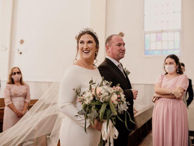 La boda de Javi y Laura en San Roque, Cádiz 46