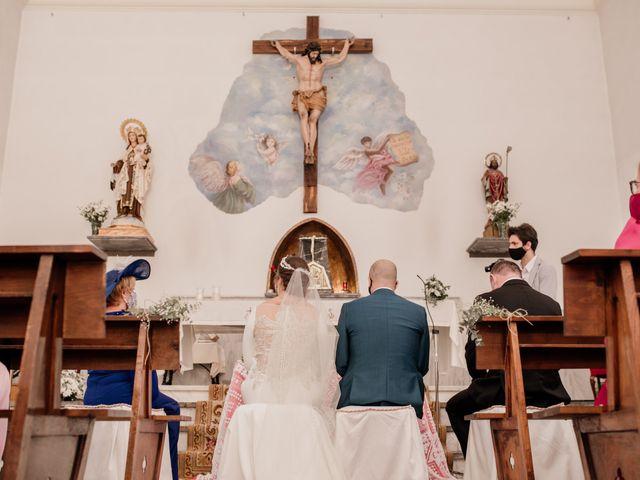 La boda de Javi y Laura en San Roque, Cádiz 47