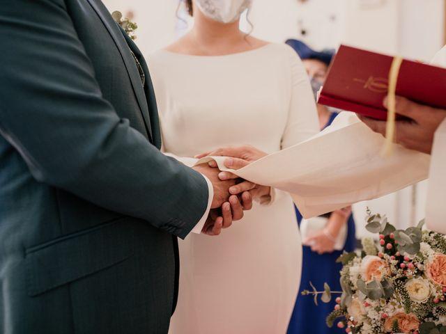 La boda de Javi y Laura en San Roque, Cádiz 48