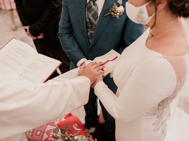 La boda de Javi y Laura en San Roque, Cádiz 49