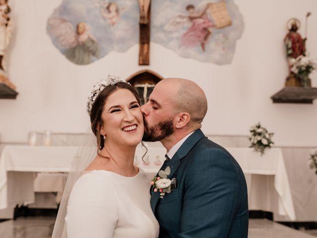 La boda de Javi y Laura en San Roque, Cádiz 51