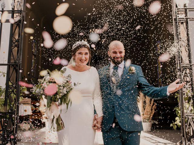 La boda de Javi y Laura en San Roque, Cádiz 53