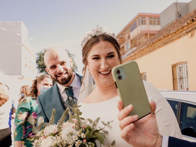 La boda de Javi y Laura en San Roque, Cádiz 54